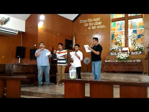 BSMC Male Group Singers - God Will Make A Way