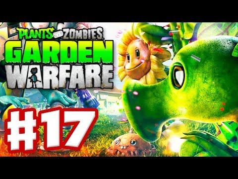 Plants vs. Zombies: Garden Warfare - Gameplay Walkthrough Part 17 - Garden Ops (Xbox One)