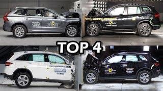 Top 4 Safest SUVs 2018
