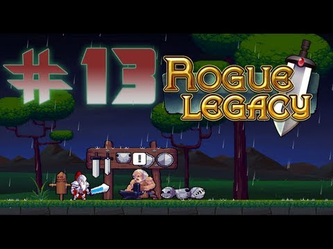 Rogue Legacy W  Old World Gamer P13 - Beastiality! Wha? video