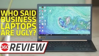 Acer Swift 5 14-Inch Laptop Review | Performance at Super-Light Weight