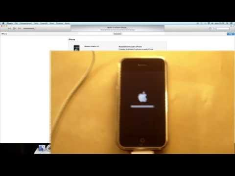 [Whited00r] Come installare iOS 7 su iPhone 3g/2g ipod touch 1g/2g