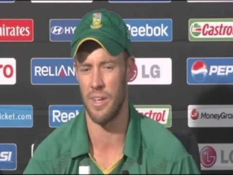 AB de Villiers post match Press Conference T20WC Colombo