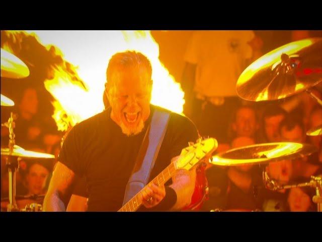 Metallica - Damage, Inc. (Live) [Quebec Magnetic]