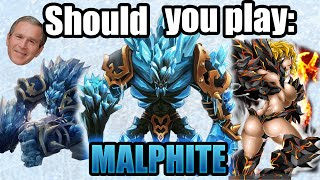 Should you play Malphite