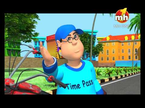 HAPPY SINGH IN GIRLS COLLEGE | Superhit Punjabi Comedy | Animated...