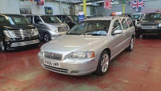 Volvo V70 2.4 Auto Petrol (UK MODEL) @JAPCARFINDER.CO.UK