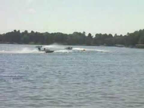 GT Pro Powerboat Racing, Crosby, MN, 2007