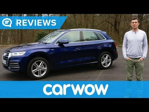 Audi Q5 SUV 2017 review   Mat Watson Reviews