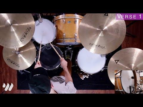 Crowns - Hillsong Worship  - Drum Tutorial