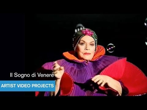 Il Sogno di Venere - Cinema Vezzoli - Artist Video Projects - MOCAtv