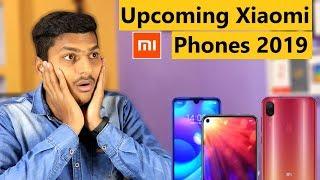 Upcoming Xiaomi Redmi Phones 2019 In India | Redmi Note 7 Pro, Redmi Y3, Poco F2