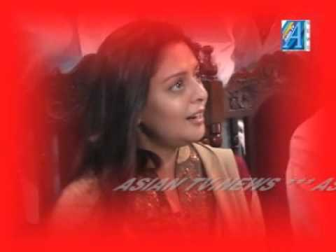Nagma Bollywood Actress Interview By Mr Roomi Siddiqui Senior Reporter ASIAN TV NEWS