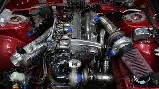 Update: New Variable Twin Turbo setup