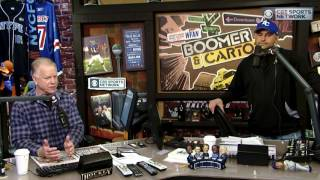 Boomer and Carton: Is Twitter and Facebook ruining sports?
