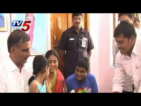 Household Survey   Harish Rao Gives Their Family D...