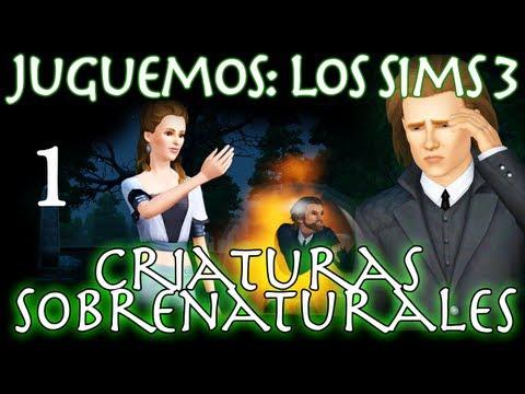 Juguemos: Los Sims 3 Criaturas Sobrenaturales (Parte 1 + Review) Let's Play en español