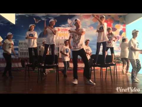 Хип хоп танец