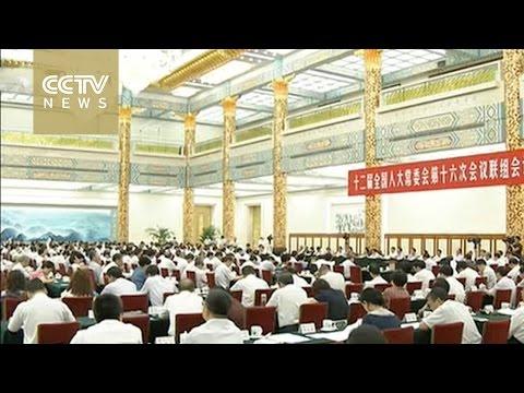 China adopts amendments to Criminal Law