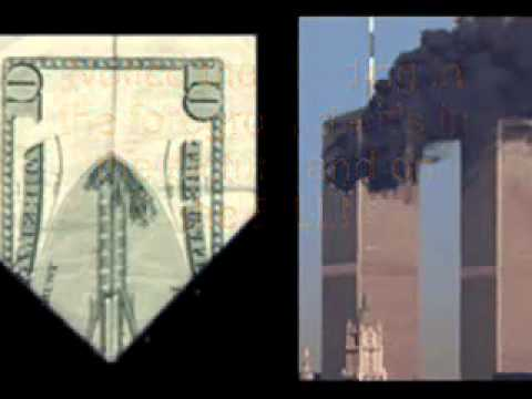 Creepy! U.S Dollar bills (5, 20,50,100) contains hidden pictures!.