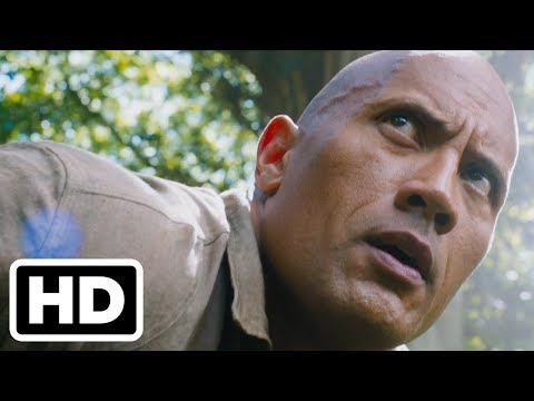 Jumanji: Welcome to the Jungle - Domestic Trailer #1 (2017)