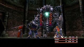 Final Fantasy X - Omega Weapon (No Sphere Grid & No Summons)