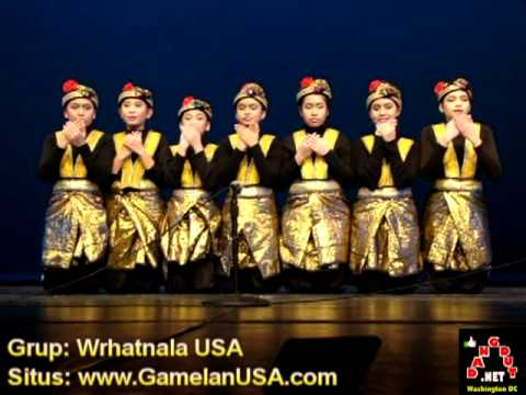 Tari Saman Amerika-saman Dance Usa-colors Of Asia-thomas Jefferson Auditorium, Arlington Va video