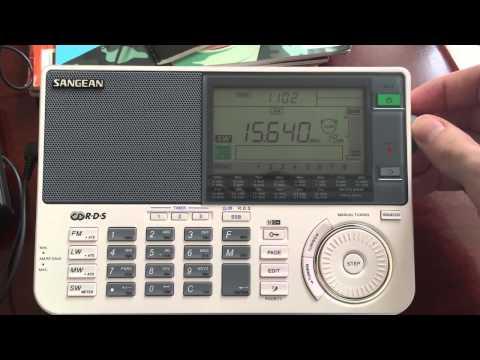 Radio Philippines receivied in Beijing on Sangean ATS 909x