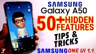 Samsung Galaxy A50 Tips and Tricks | Top 50+ Features of Galaxy A50 | Hindi | Data Dock