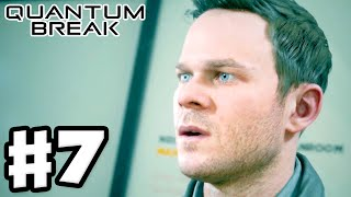 Quantum Break - Gameplay Walkthrough Act 3 Part 1 - Research Facility (Xbox One)