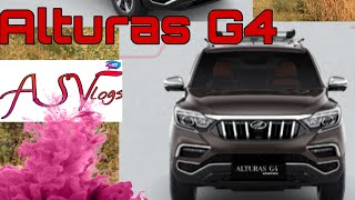 Mahindra Alturas G4 || Accessories video || Alturas Modified