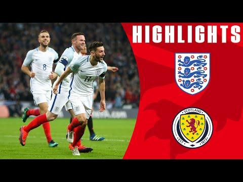England 3-0 Scotland (2018 World Cup Qualifier) | Official Highlights