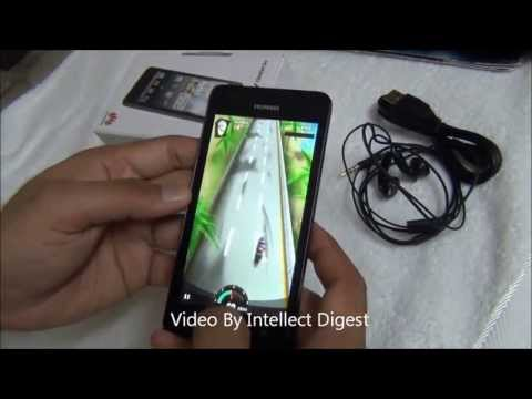 Huawei Ascend G510 Review In Detail- Gaming, Benchmarks, Camera, Audio, Video and Features