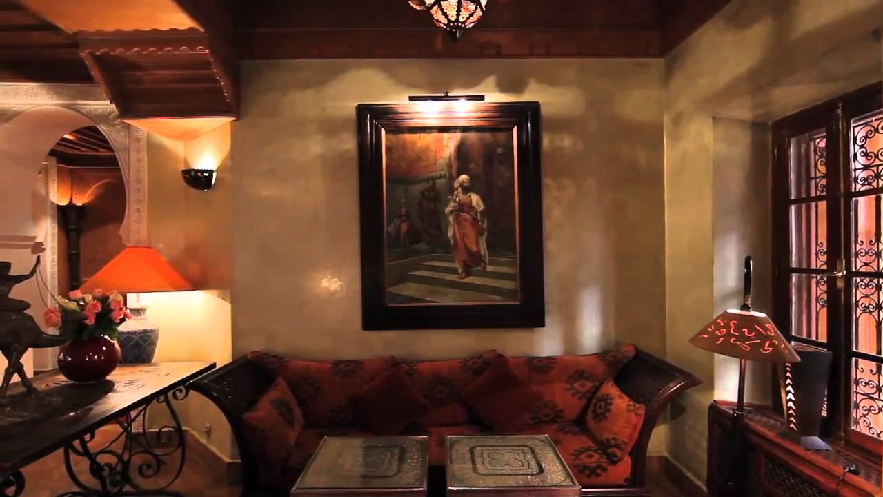 La maison arabe marrakech morocco destinationluxury for A la maison en arabe