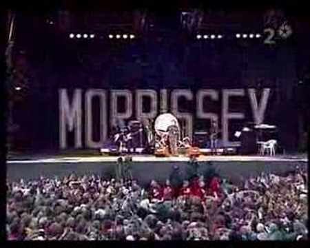 Morrissey Live - Hultsfred Festival (part 2)
