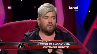 La divertida historia entre Chico Pérez y Junior Playboy