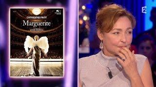 Catherine Frot On N 39 Est Pas Couché 5 Septembre 2015 Onpc