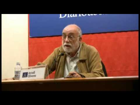 Arcadi Oliveres conferencia Mallorca 1 2