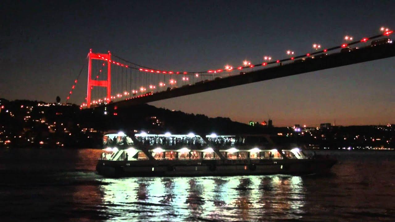 Istanbul Bosphorus Night Tour