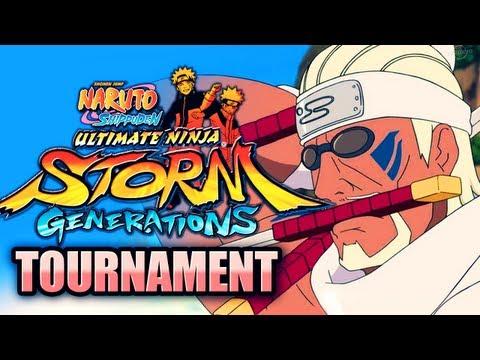 M0N5T3R Tournament | Storm Generations