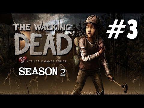 The Walking Dead Season 2 Episode 1 - All that Remains Walkthrough Part 3 - New Faces