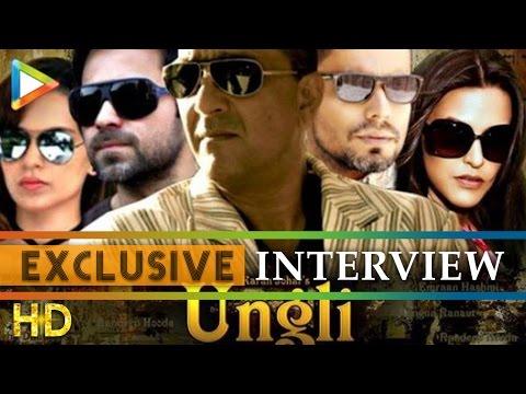 Emraan Hashmi-Randeep Hooda-Neil Bhoopalam-Angad Bedi's Exclusive Interview On 'Ungli' - Part 2