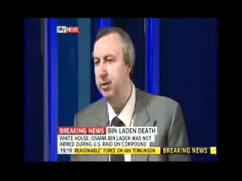 Osama bin Laden death: Sky News Interview with Maplecroft