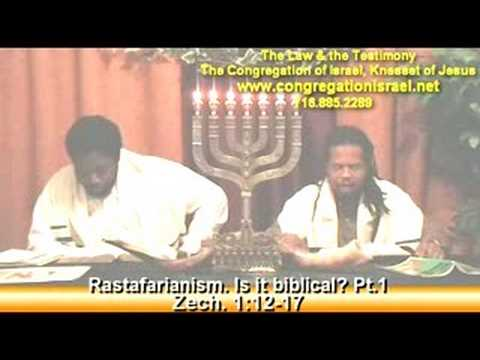 Is Rastafarianism biblical? NO! Pt.1 #2 Video