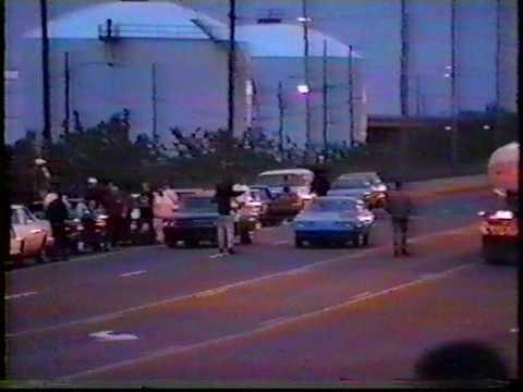 Jimmy williams/ el camino philly street race