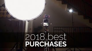 My Favorite Gear Purchases of 2018!!