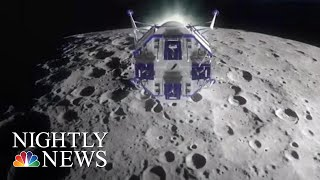 What Does The Future Of Space Exploration Hold? | NBC Nightly News