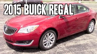 2015 Buick Regal Premium Review