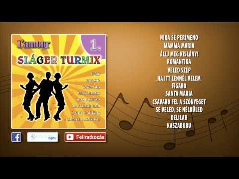✮ L'amour ~ Sláger turmix #1. | Retro slágerek |