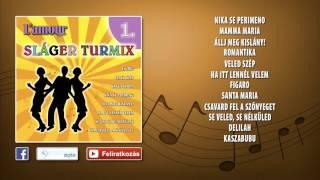 ✮ L'amour ~ Sláger turmix #1.   Retro slágerek  
